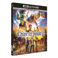 Chair de poule 2 : Les Fantômes d'Halloween Blu-ray 4K Ultra HD