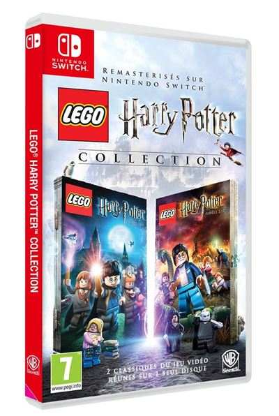 LEGO Collection Harry Potter Nintendo Switch