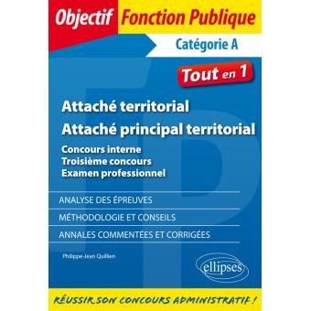 Attach territorial attach principal territorial - Grille indiciaire attache territorial principal ...