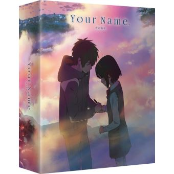 Your nameYour Name Edition Spéciale Fnac Collector limitée Combo Blu-ray + DVD