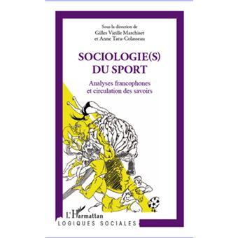 Sociologies du sport