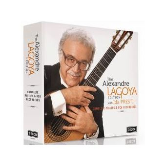 ALEXANDRE LAGOYA EDITION/10CD