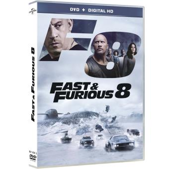 fast and furious fast and furious 8 dvd coffret dvd dvd zone 2 f gary gray vin diesel. Black Bedroom Furniture Sets. Home Design Ideas