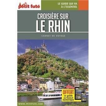 Petit Futé Carnets de Voyage Croisière Rhin