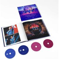 Box Set Odyssey - Greatest Hits Live - 2 CDs + DVD + Blu-Ray + Libro