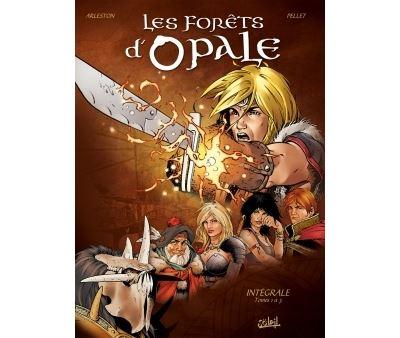 Les Forêts d'Opale - Intégrale T01 à