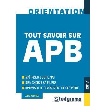 Tout savoir sur APB