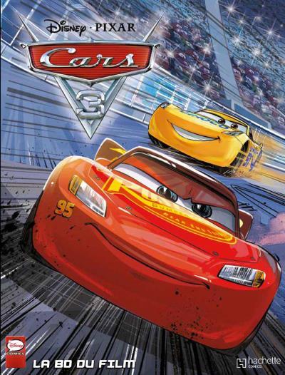 Cars - BD du Film Cars 3