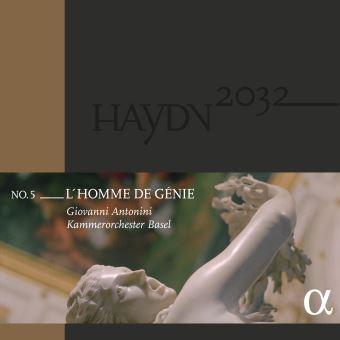 HAYDN 2032, VOL. 5: L¿HOMME DE GÉNIE