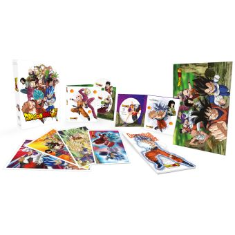 Dragon Ball SuperCoffret Dragon Ball Super Partie 3 Edition Collector Blu-Ray