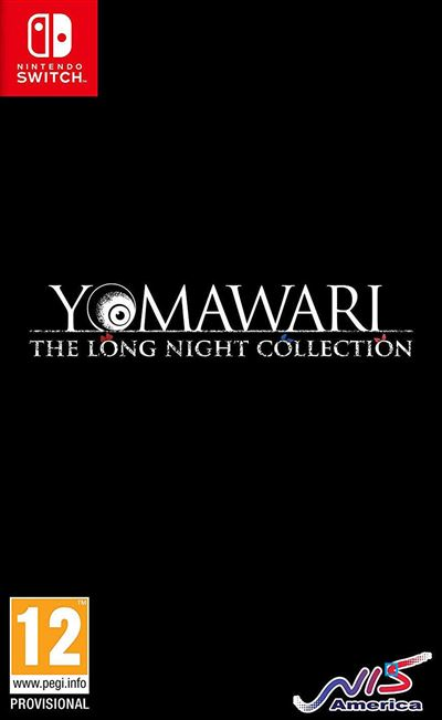 Yomawari The Long Night Collection Edition Limitée Nintendo Switch