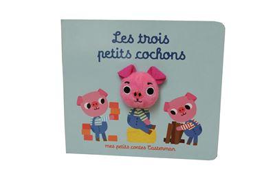 Les 3 petits cochons - Tome 2 : Les trois petits cochons