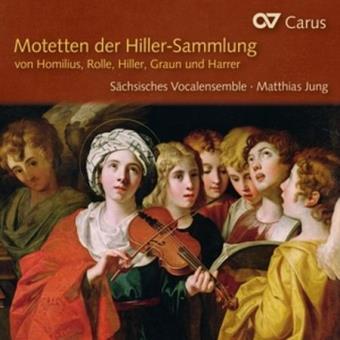 Motets de la collection Hiller
