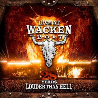Live at wacken.. -cd+dvd-