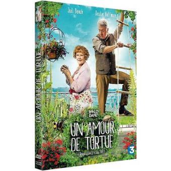 Un amour de tortue DVD
