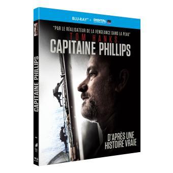 Capitaine Phillips Blu-Ray