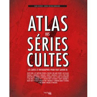 Atlas des séries cultes