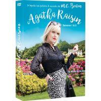 Coffret Agatha Raisin Saisons 1 et 2 DVD