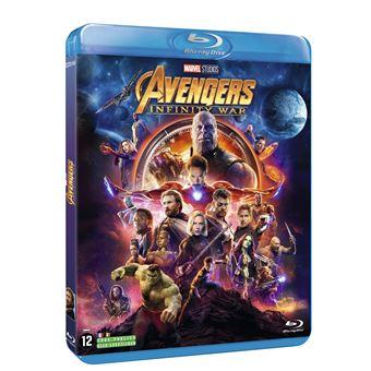 AvengersMarvel Avengers Infinity War -BIL- Blu-Ray 2D