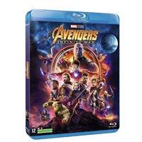 Avengers : Infinity War Blu-ray