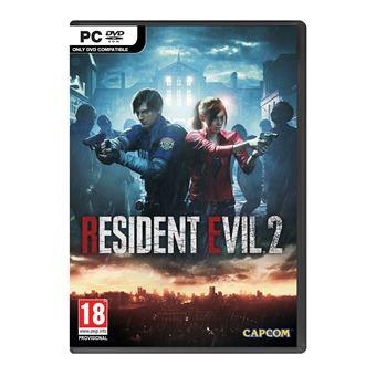 Resident evil 2 FR/NL PC