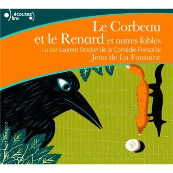 Le Corbeau Et Le Renard Texte Integral