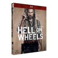 Hell on Wheels - Coffret intégral de la Saison 2 - Blu-Ray