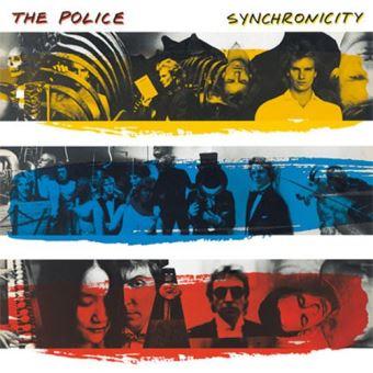 Synchronicity shm cd/pochette cartonnee