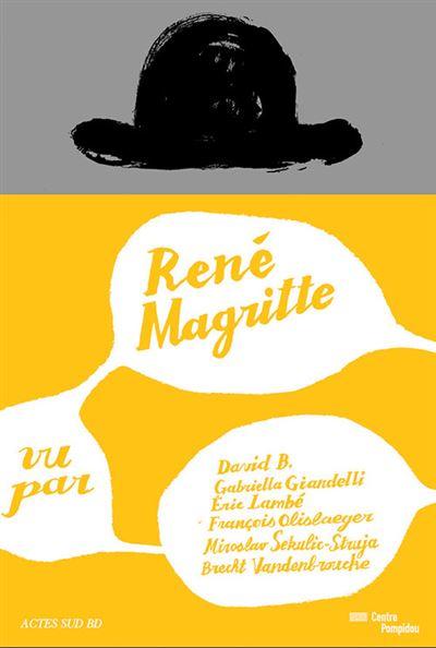 René Magritte vu par