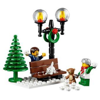 be De Lego Le 10249 D'hiver Lego® Creator Magasin Jouets Fnac iuPXTOkZ