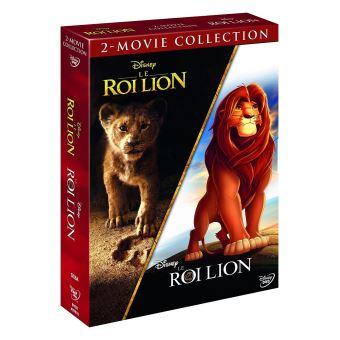 Pack Le Roi Lion Le Film + L'Animé Blu-ray