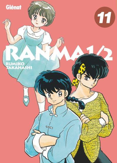 Ranma 1/2 - Édition originale - Tome 11 - 9782331048869 - 6,99 €