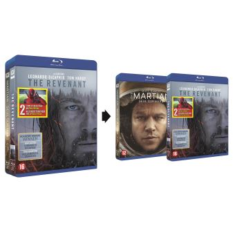 Revenant/Martian-duo-pack-BIL-BLURAY