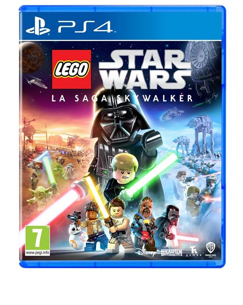 LEGO® Star Wars?: La Saga Skywalker PS4