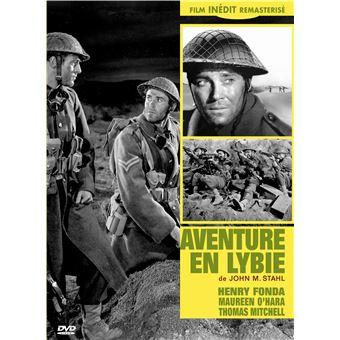 Aventure en Libye DVD