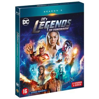DC's Legends of TomorrowDC's Legends of Tomorrow Saison 3 Blu-ray