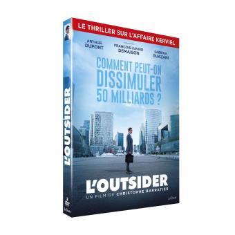 L'Outsider DVD