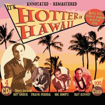 IT S HOTTER IN HAWAII/4CD