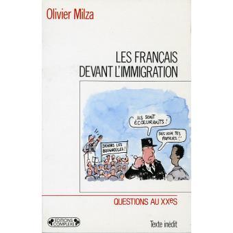 Les Français devant l'immigration