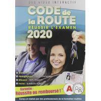 Code de la route 2020, réussir l'examen officiel DVD