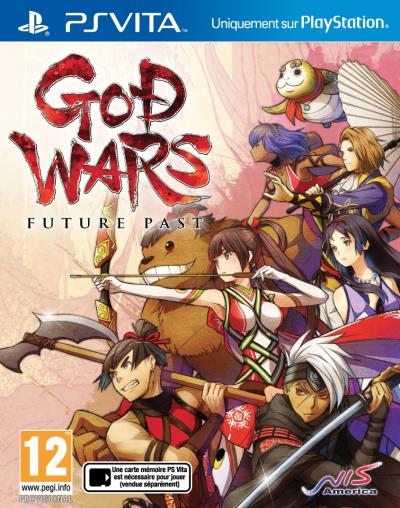 God Wars : Future Past PS Vita