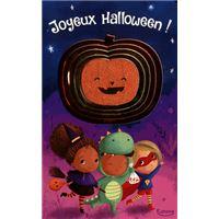 Joyeux halloween ! (coll. mon joli livre scintillant)
