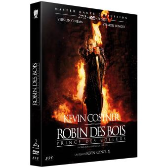 Robin des BoisRobin des Bois, prince des voleurs Combo Blu-ray DVD