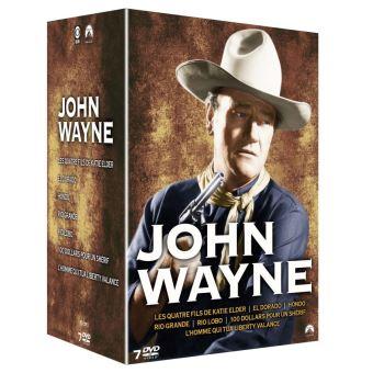 Coffret John Wayne 7 Films DVD