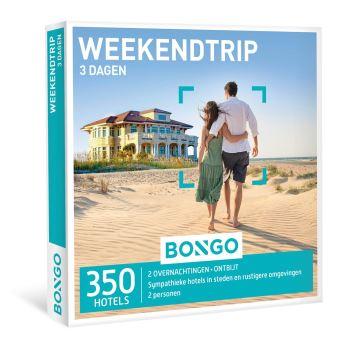 BONGO NL WEEKENDTRIP 3 DAGEN