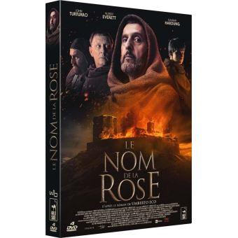 Le Nom de la roseLe Nom de la rose Saison 1 DVD