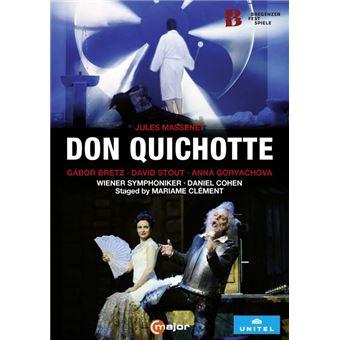 Don Quichotte DVD