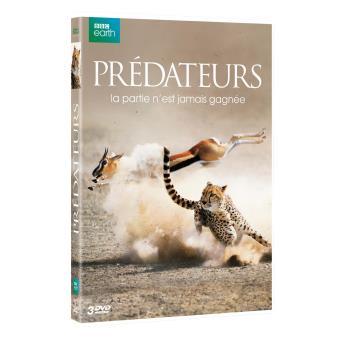 PrédateursPrédateurs Coffret DVD