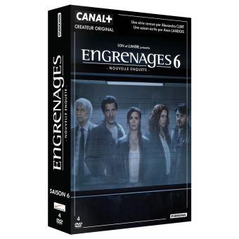 EngrenagesEngrenages Saison 6 DVD