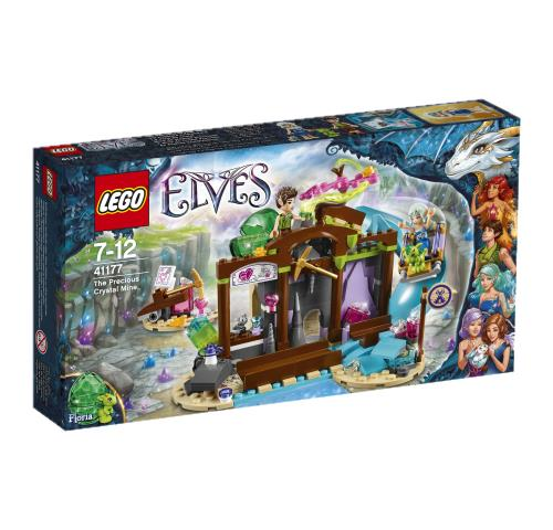 LEGO® Elves 41177 La mine de cristal
